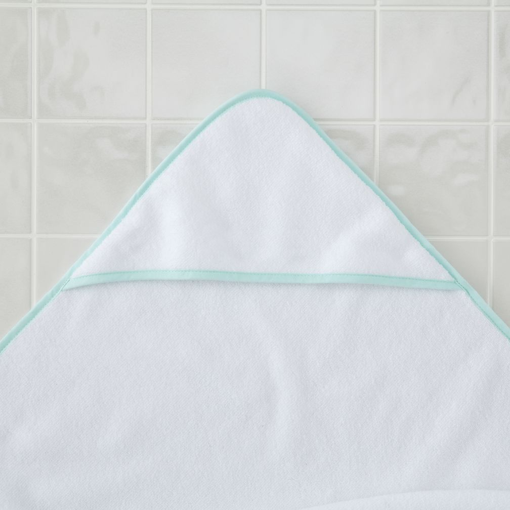 Fresh Start Hooded Towels (Mint)