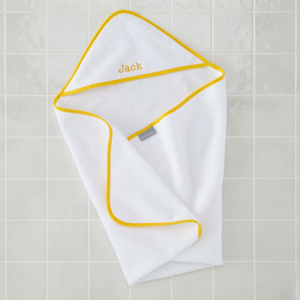 Fresh Start Hooded Towels (Yellow)