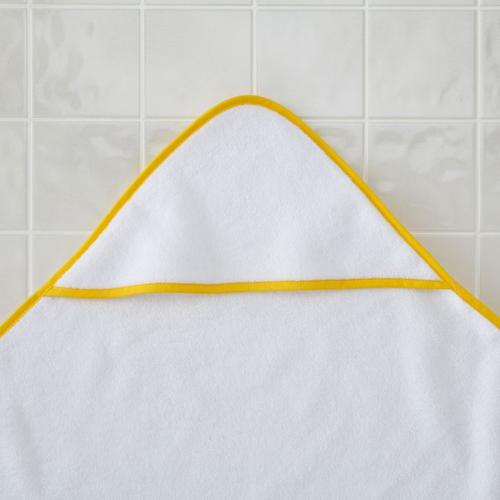 Fresh Start Hooded Towel (Yellow)
