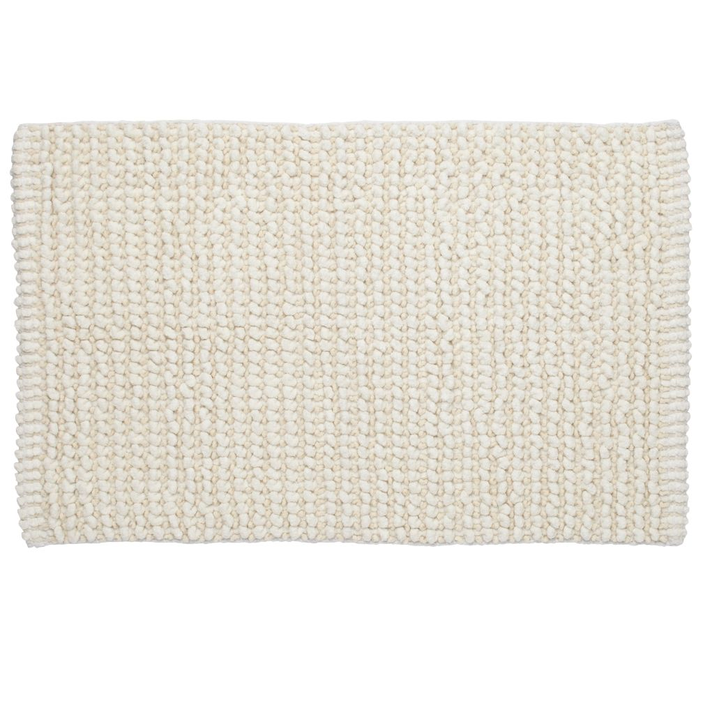 Fresh Start Bath Mat (White)