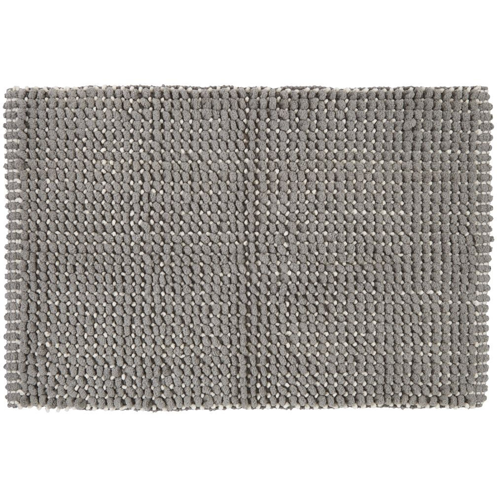 Fresh Start Bath Mat (Grey)