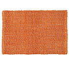 Orange Fresh Start Bath Mat
