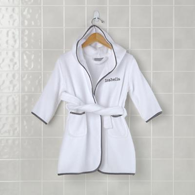 Fresh Start Bath Robe (Grey)