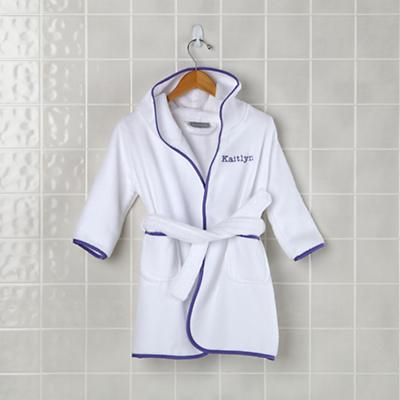 Fresh Start Bath Robe (Lavender)