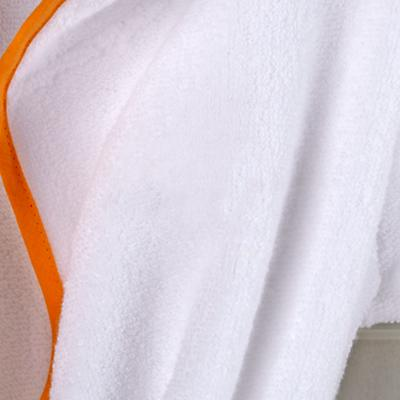 5-8 yr. Fresh Start Bath Robe (Orange)
