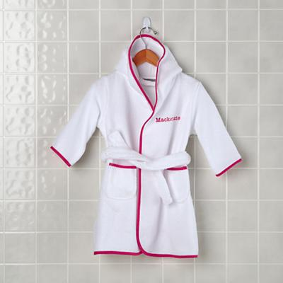 Fresh Start Bath Robe (Pink)
