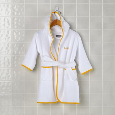 Fresh Start Bath Robe (Yellow)