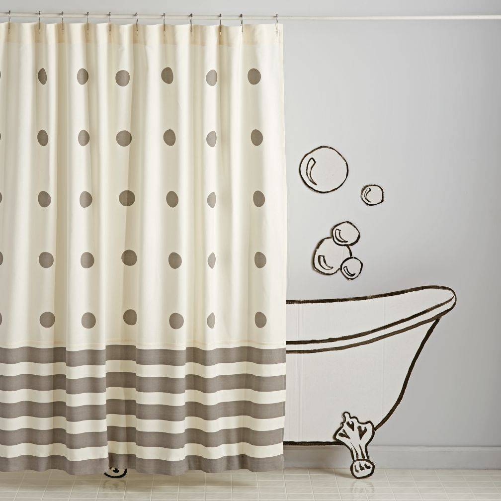 Kids Shower Curtains And Bath Mats The Land Of Nod