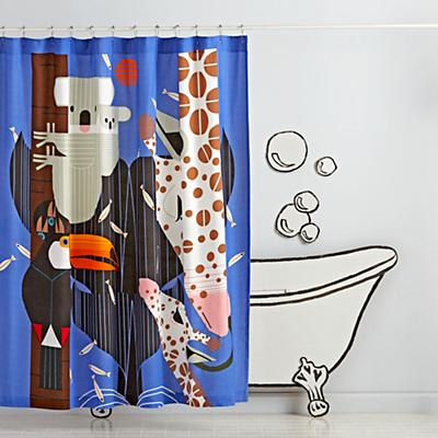 Bath_Shower_Curtain_Zoo_Babies_v2
