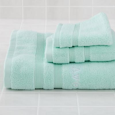 Fresh Start Bath Towels (Mint)