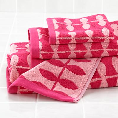 Wildflower Bath Towel Collection