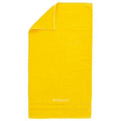 Personalized Fresh Start Bath Towel (Yellow)