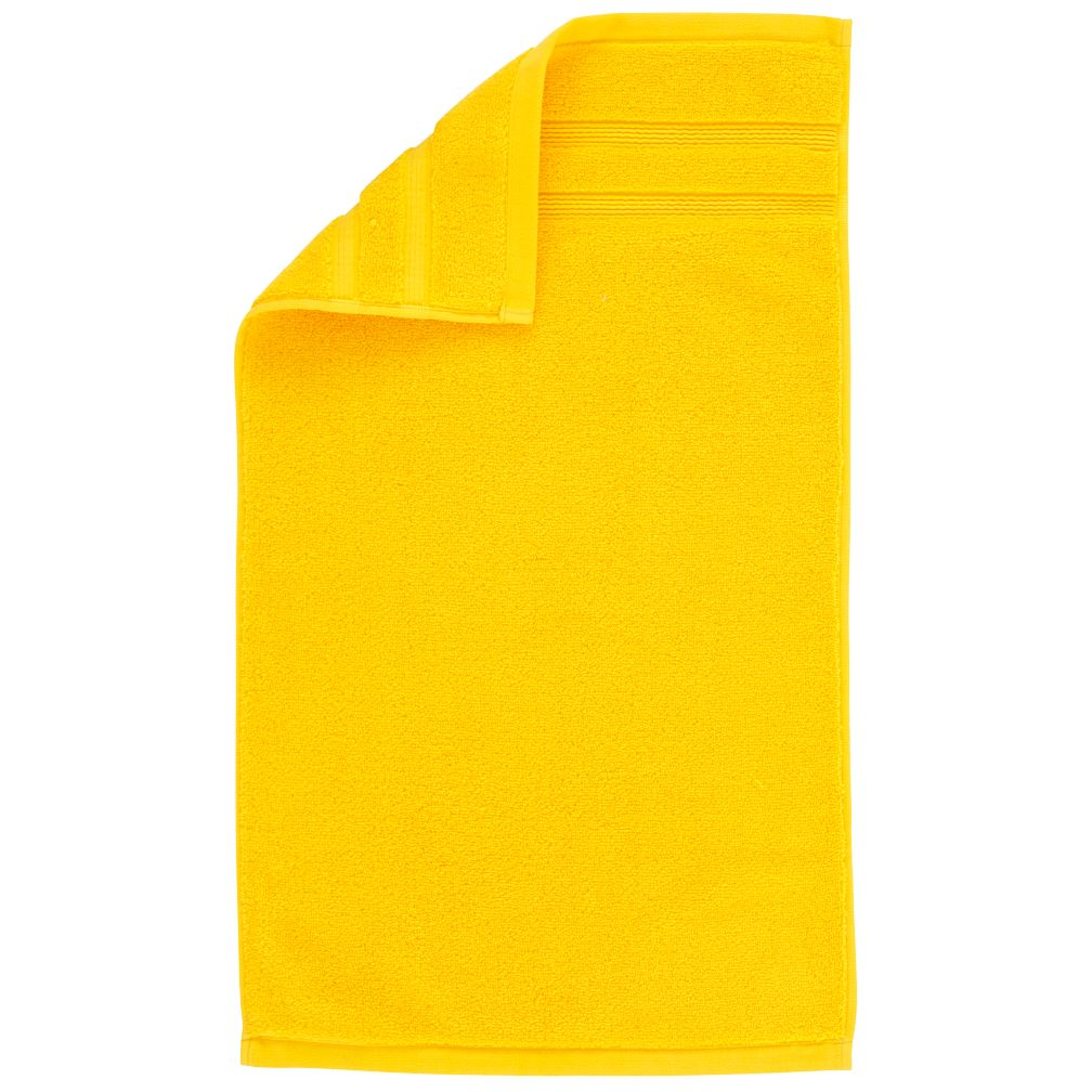 Fresh Start Hand Towel (Yellow)