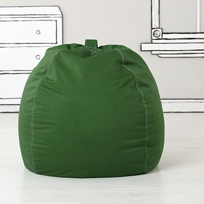 "40"" Bean Bag Chair Cover (Green)"