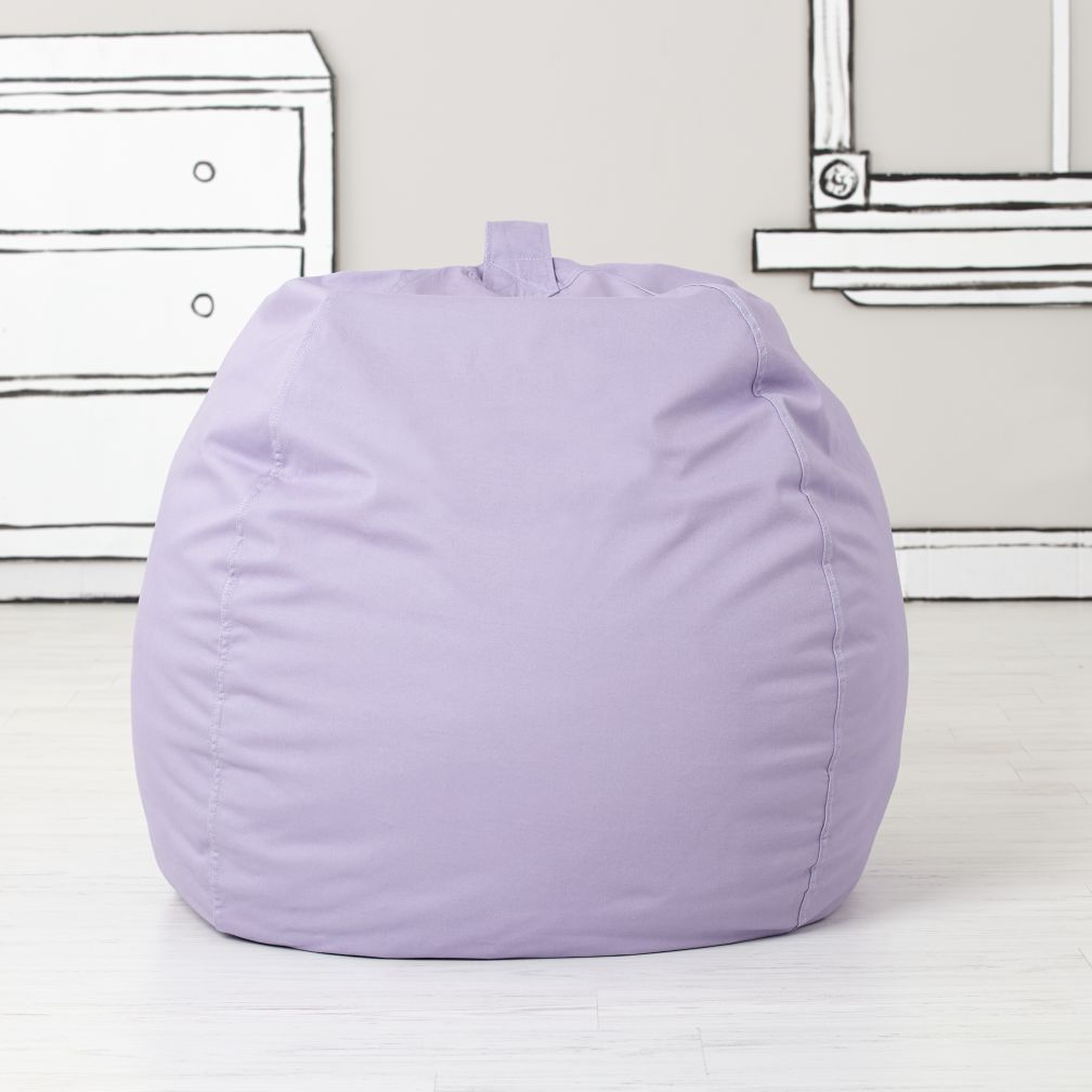 "40"" Bean Bag Chair (New Lavender)"