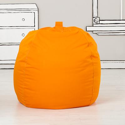 "40"" Bean Bag Chair (Orange)"