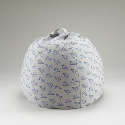 "30"" Paper Airplanes Bean Bag"