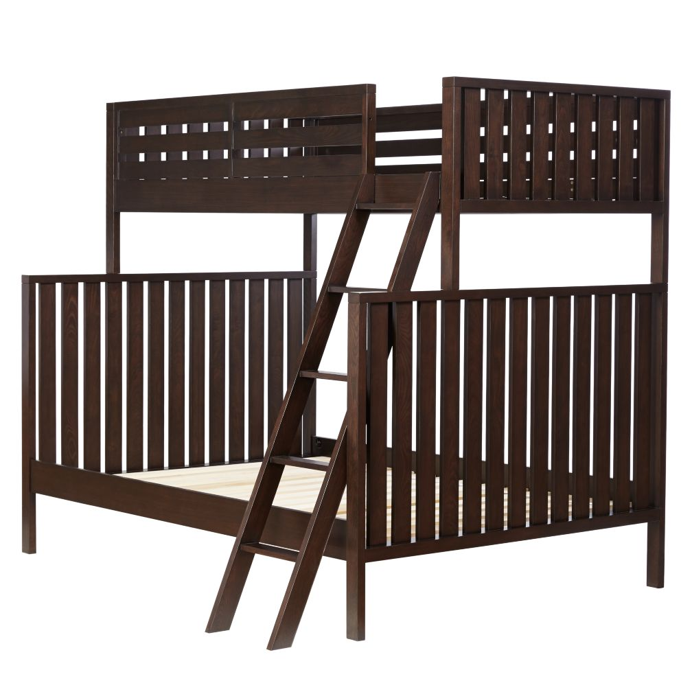 cargo bunk bed cargo bunk bed java the land of nod beds bunk beds trundle beds beds the land