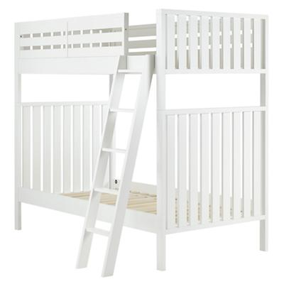 Cargo Bunk Bed (White)