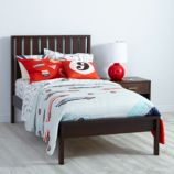 Cargo Low Footboard Bed (Java)