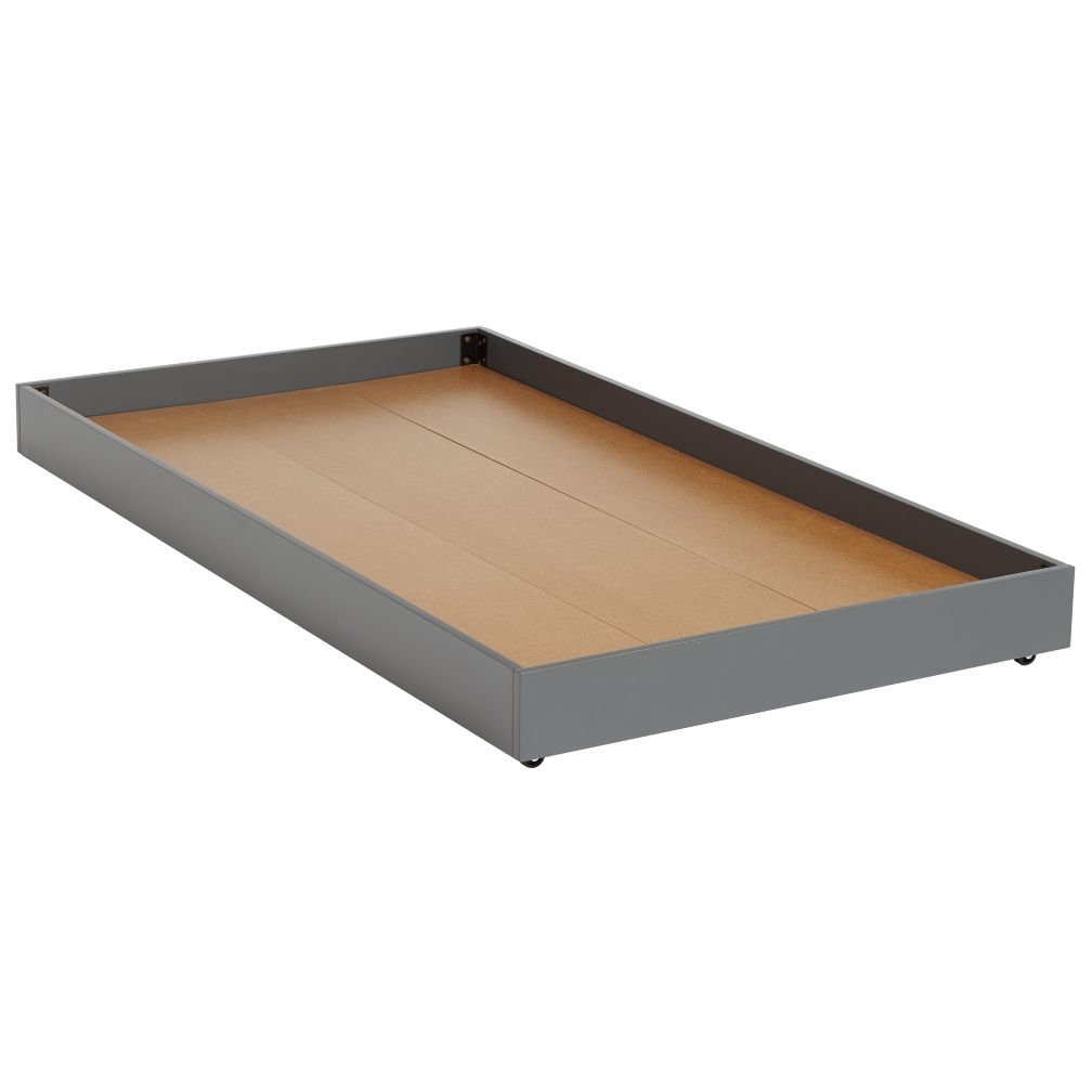 Cargo Trundle Bed (Charcoal)