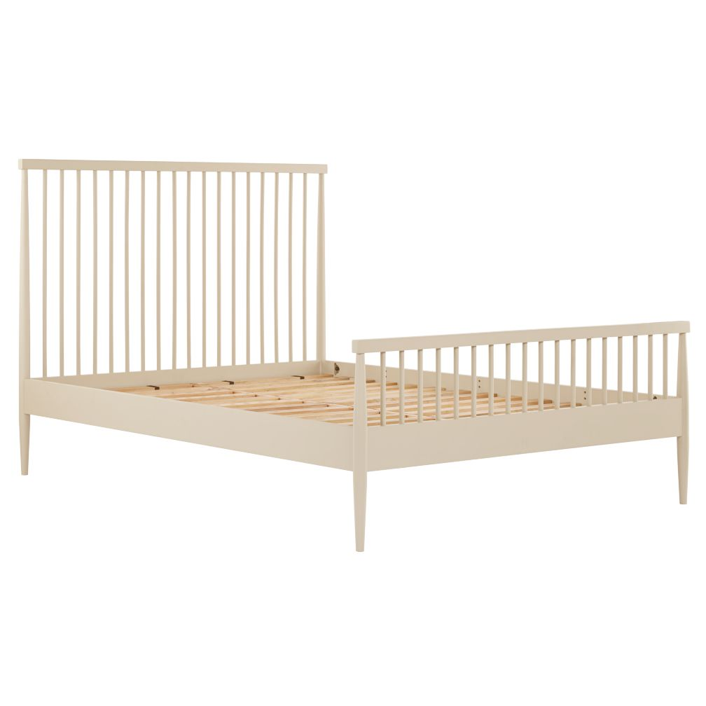 Full Hampshire Spindle Bed (Stone)