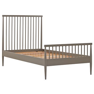 Twin Hampshire Spindle Bed (Clay)