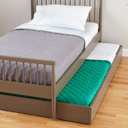 Hampshire Trundle Bed (Clay) - Clay Hampshire Trundle Bed