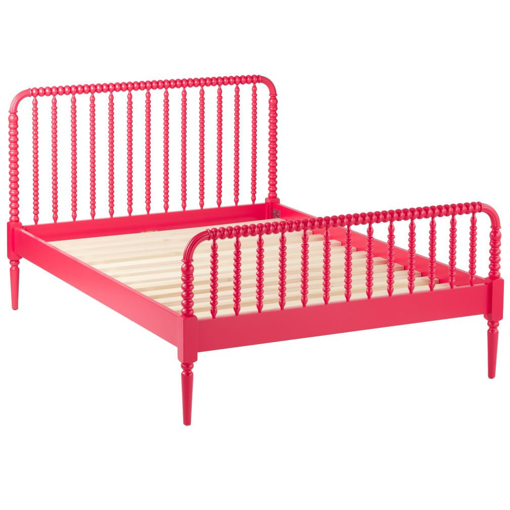 Jenny Lind Full Bed (Raspberry)