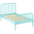 Twin Azure Jenny Lind Bed
