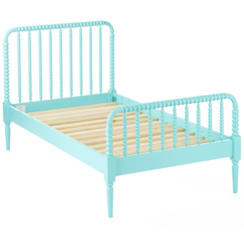 Jenny Lind Twin Bed (Azure)