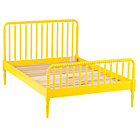Full Yellow Jenny Lind Bed
