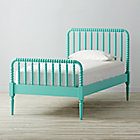 Twin Jenny Lind Azure Bed
