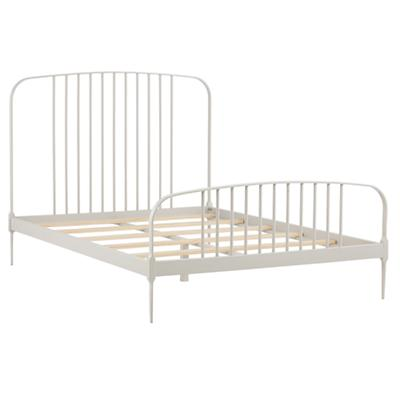 Full Larkin Metal Bed (Stone)