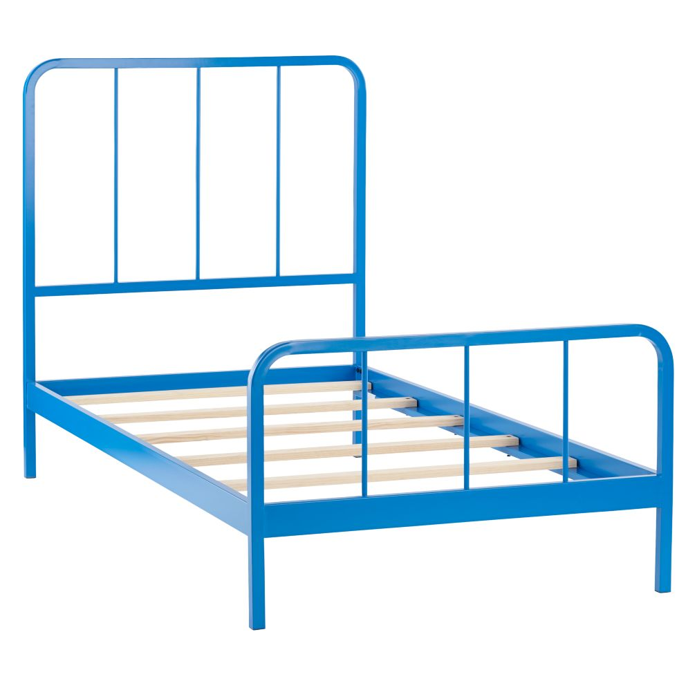 Twin Primary Bed (Blue)