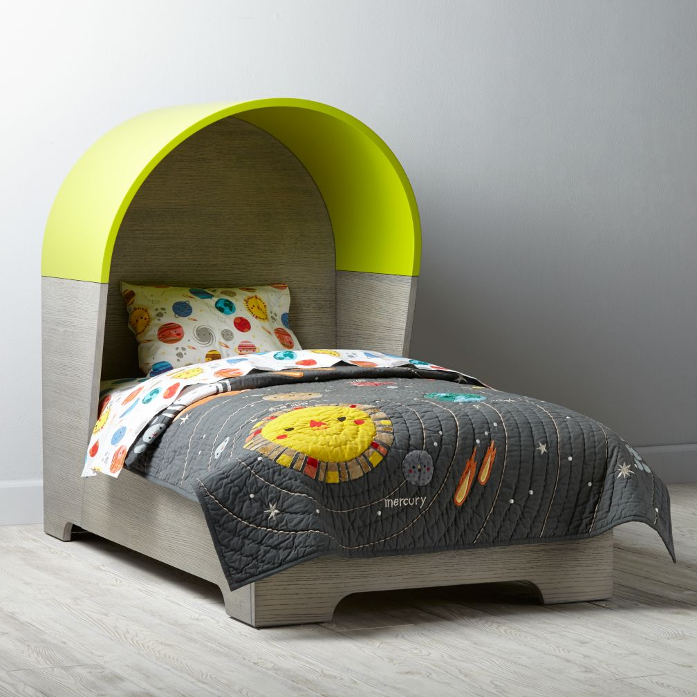 Nook Toddler Bed