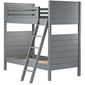 Uptown Bunk Bed (Grey)
