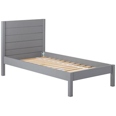 Twin Uptown Bed (Grey)