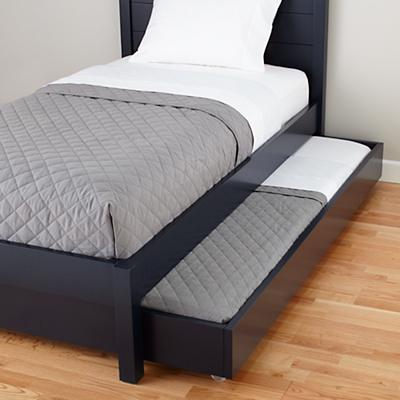 Uptown Trundle Bed (Midnight Blue)