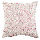 Pink Lace Throw PillowIncludes Cover and Insert