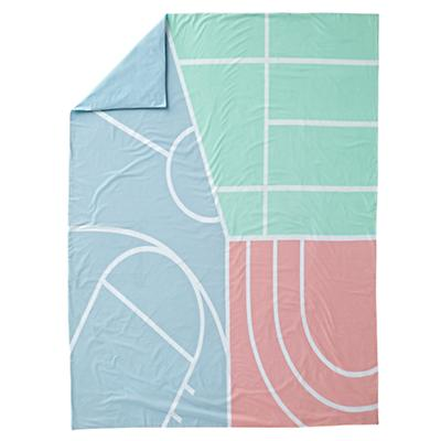 Twin Athletic Club Duvet Cover