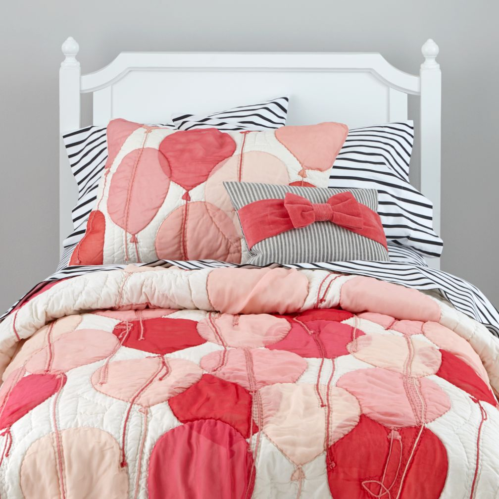 Pink Balloon Quilt The Land Of Nod