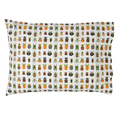 Best Bugs Pillowcase