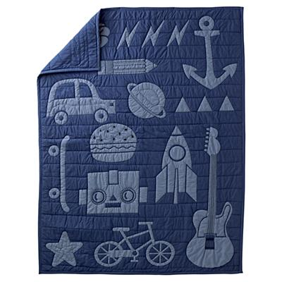 Twin Big Picture Quilt