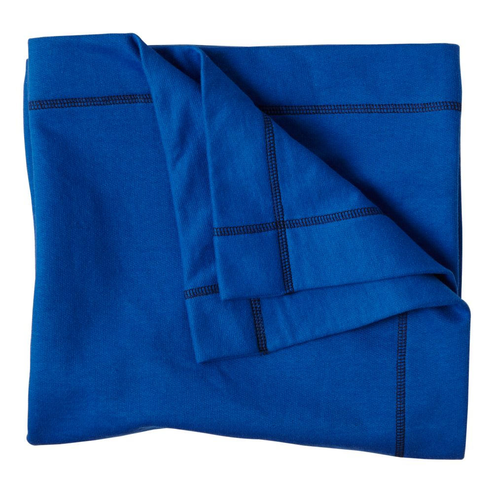Standard Issue Sweatshirt Blanket (Blue)