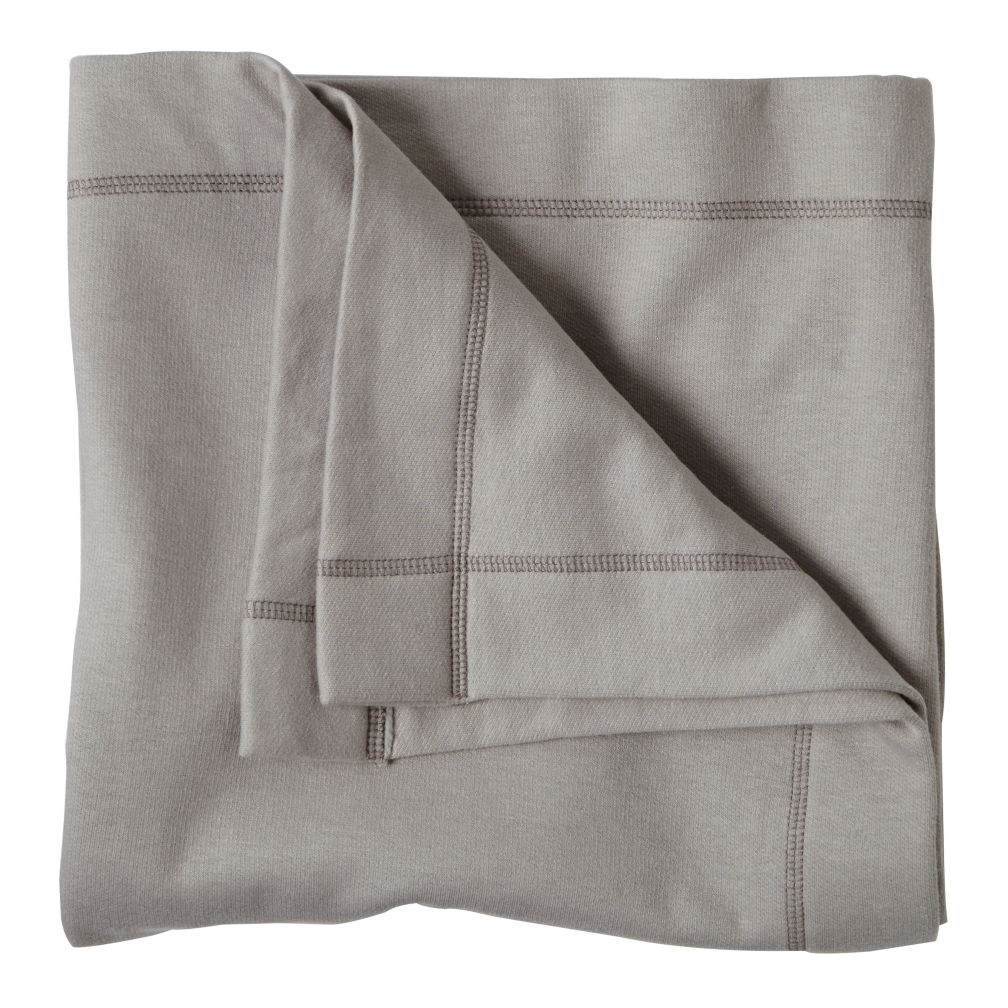 Standard Issue Grey Sweatshirt Blanket