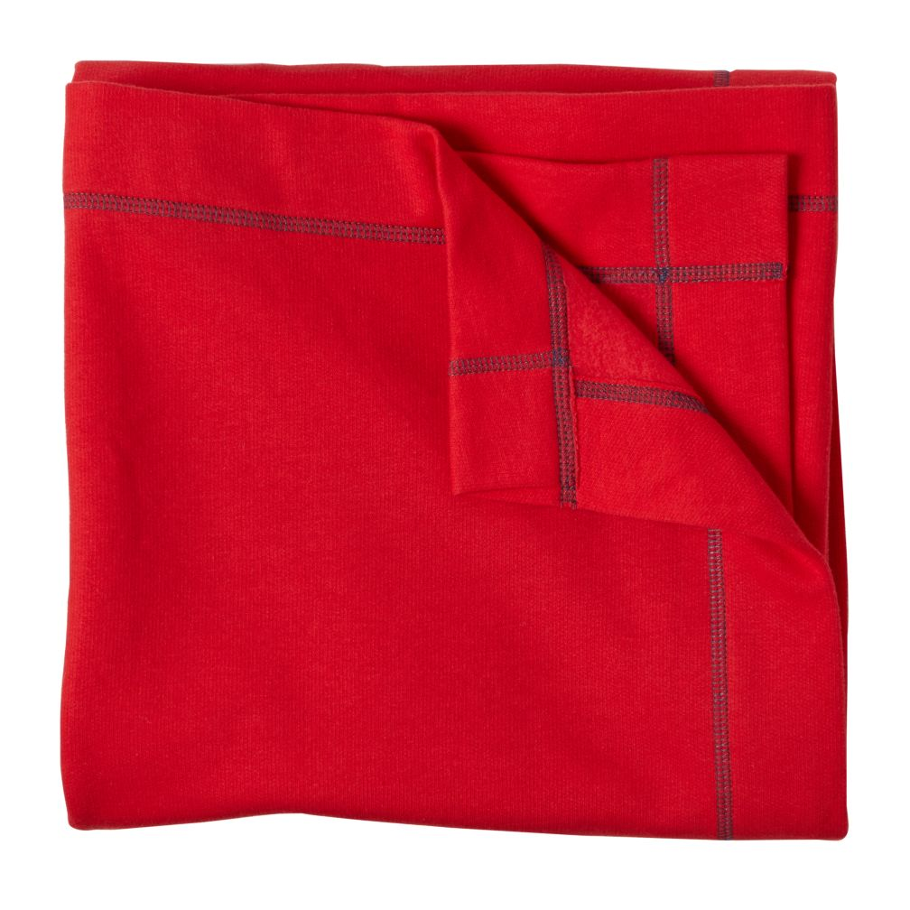 Standard Issue Sweatshirt Blanket (Red)
