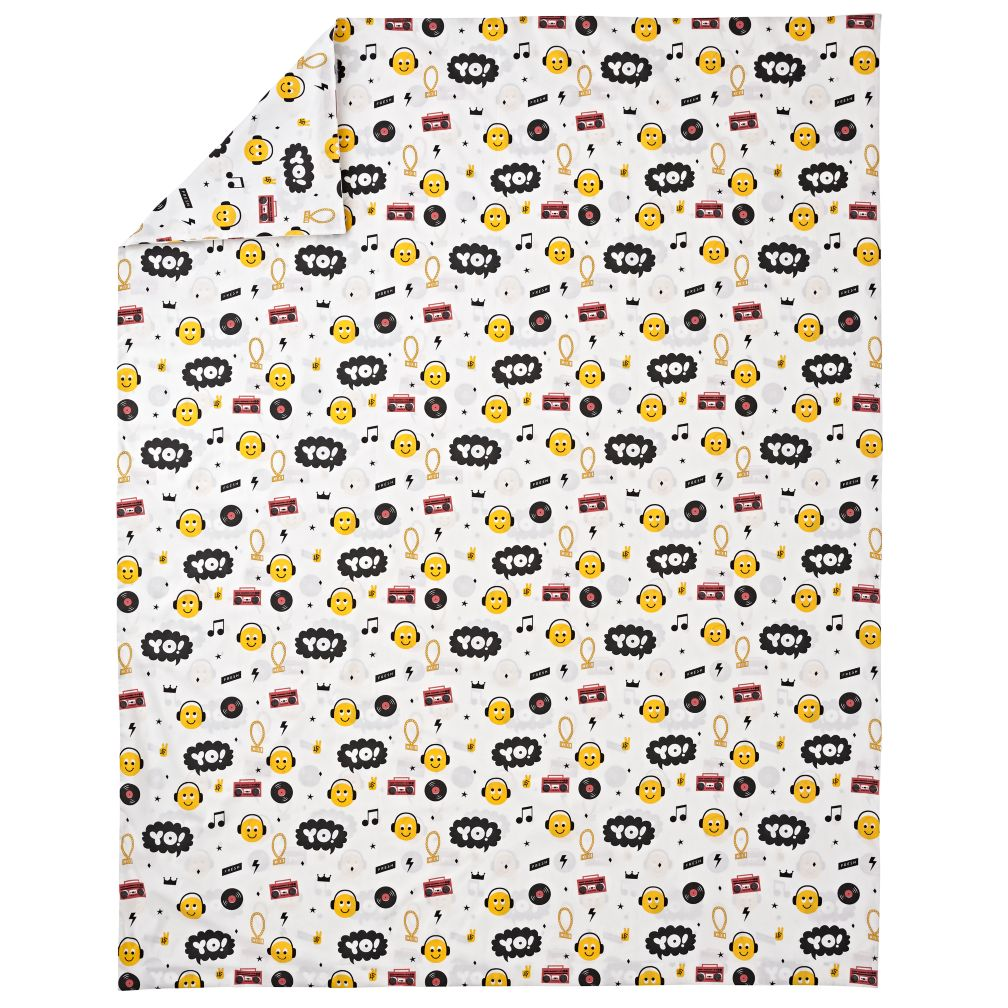 Full-Queen Breakdance Duvet Cover