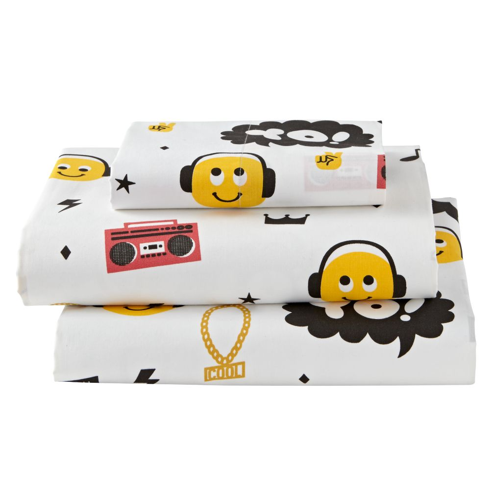 Twin Breakdance Sheet Set