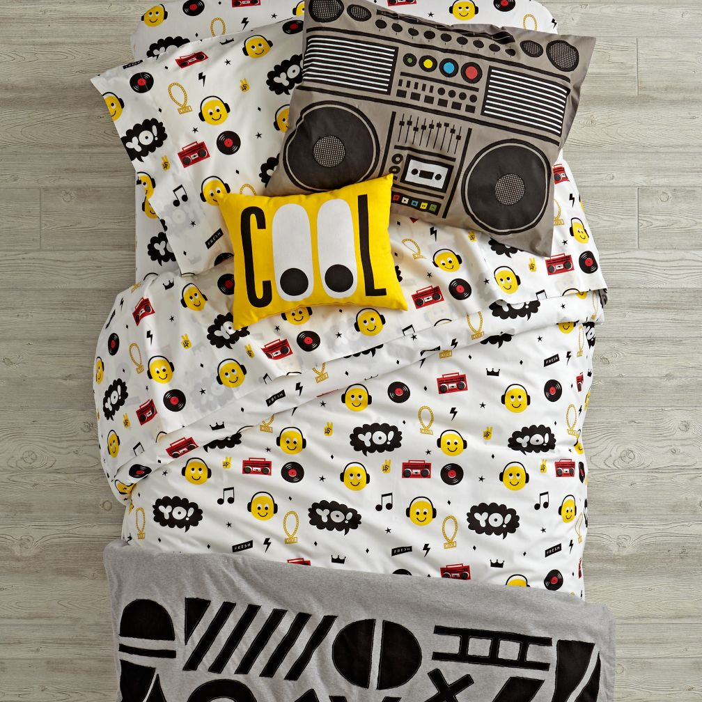 Breakdance Bedding and Duvet Cover